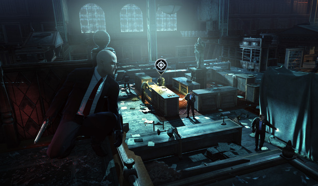 Hitman Absolution