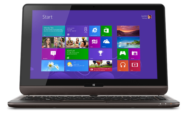 Toshiba Satellite U925t Ultrabook Convertible