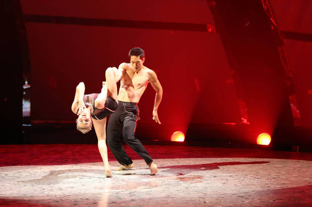 So You Think You Can Dance season 9: Lindsay Arnold and Alex Wong, jazz routine
