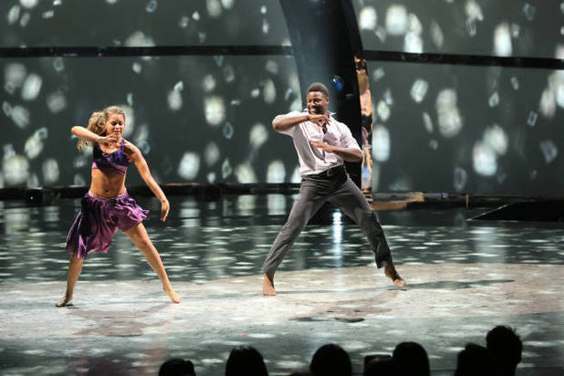 So You Think You Can Dance S09E12: Tiffany Maher and all-star dancer Ade Obayomi