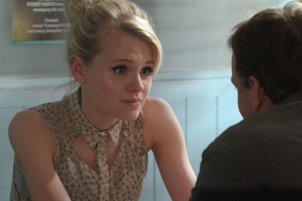 Lucy vows to be there for Ian.