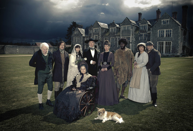 The cast of 'Hunderby'