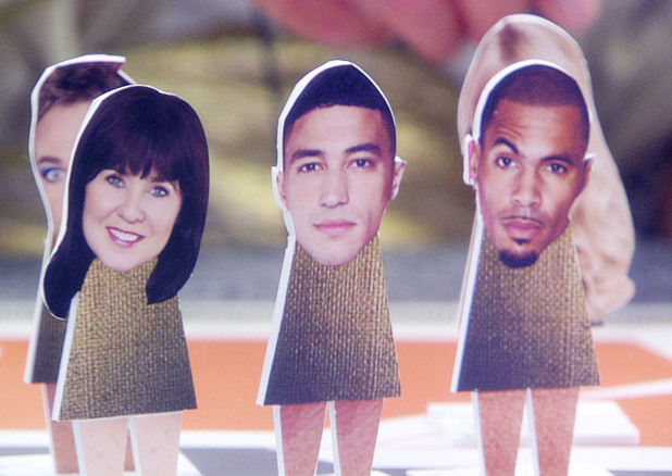 Celebrity Big Brother 2012: Day 13