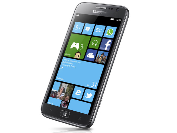 Samsung Ativ Windows 8 smart phone