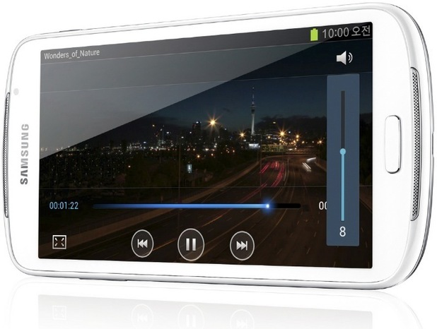 Samsung 5.8-inch Galaxy Player