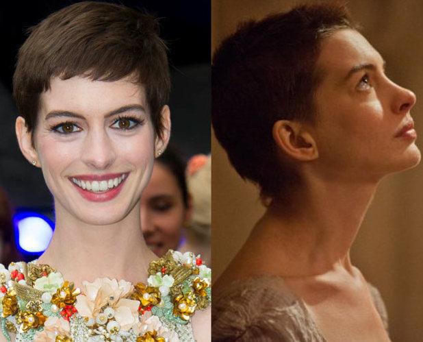 Anne Hathaway, Les Miserables