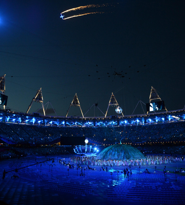 Paralympics Opening Ceremony gallery