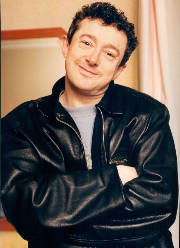 Louis Walsh in 1995