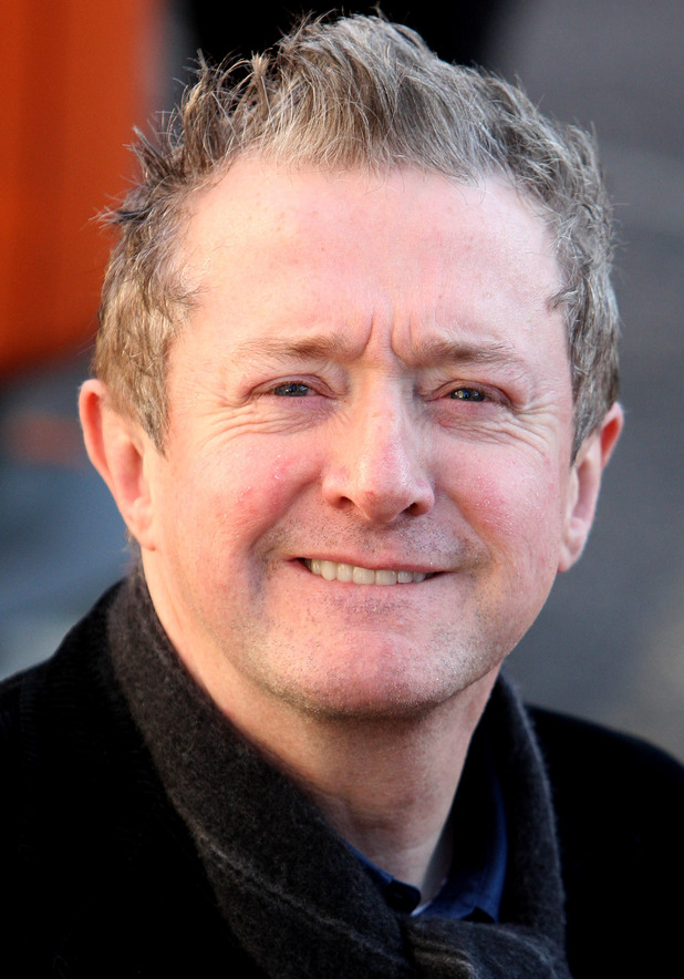 Louis Walsh in 2010