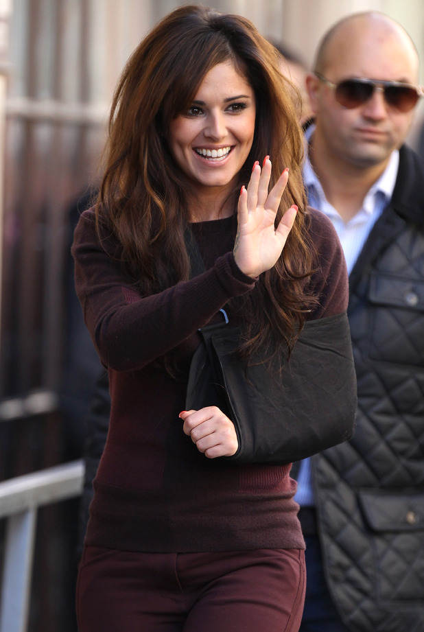 Cheryl Cole, sling, Radio 1