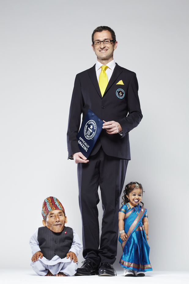 Chandra Dangi and Jyoti Amge and Marco Frigatti