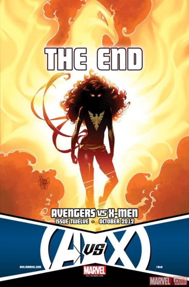 Avengers vs X-Men #12 promo