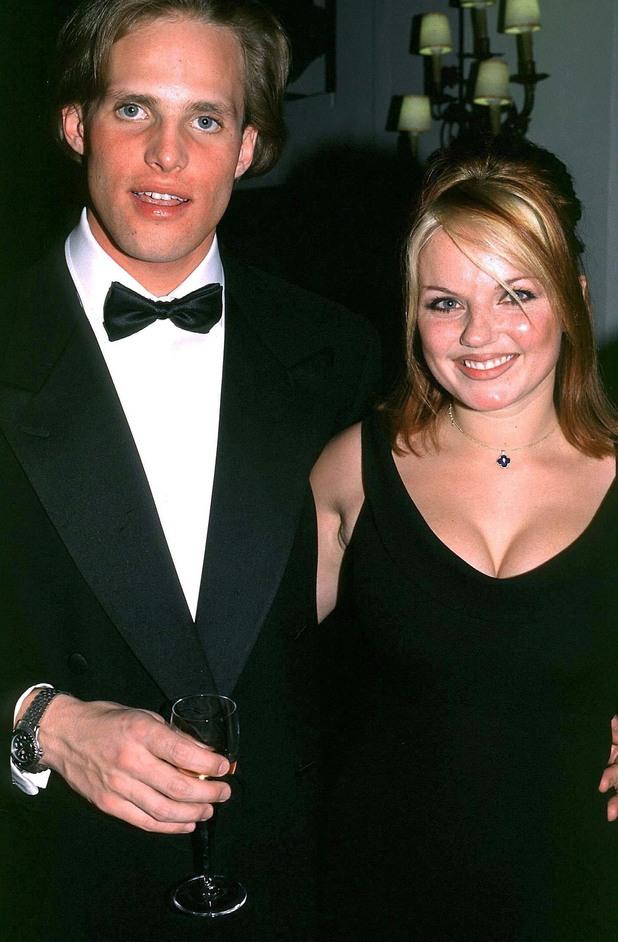 Geri Halliwell's ex-boyfriends