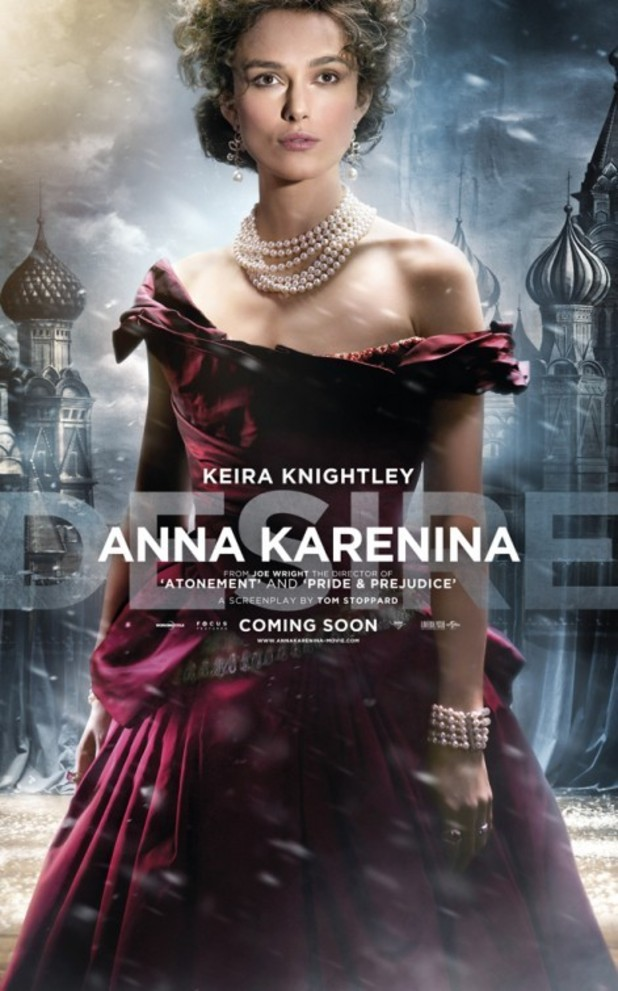 Anna Karenina Character Posters
