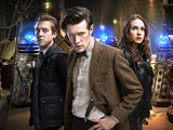 Doctor Who, Asylum of the Daleks, BBC1