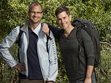 The Amazing Race - Season 21: Josh Kilmer-Purcell and Brent Ridge