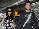 Cher Lloyd, Heathrow airport, Craig Monk
