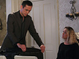 Janine gives Michael an ultimatum.