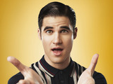 Darren Criss as Blaine Anderson in Season 4 of Glee.