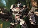 Watch Transformers Grimlock and Shockwave battle outside your front door.