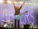 Foo Fighters play a special acoustic set at the Democratic National Convention.