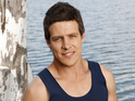 Steve Peacocke discusses his temporary exit from Home and Away.