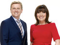 A first peek at the new-look ITV1 breakfast show Daybreak.