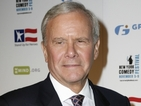 NBC anchor Tom Brokaw cancer in remission