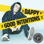 Dappy 'Good Intentions' single artwork.