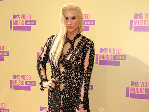 Ke$ha at MTV Video Music Awards 2012