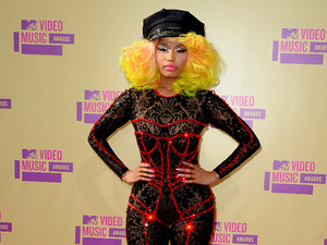 Nicki Minaj at MTV Video Music Awards 2012