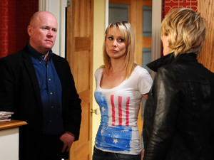 EastEnders, Carly returns to help Shirley, Fri 7 Sep