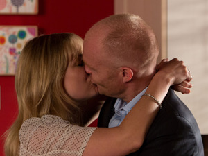 Tanya and Max set a wedding date in EastEnders