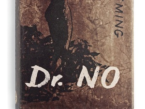 James Bond Ian Fleming Dr No first edition
