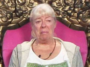 Julie Goodyear in Celebrity Big Brother