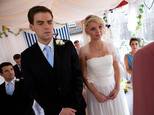 Hollyoaks, Doug and Leanne get married, Fri 7 Sep
