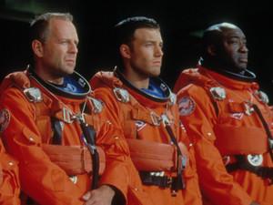 Michael Clarke Duncan stars in 'Armageddon' (1998)