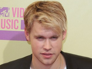 Chord Overstreet attends the MTV Video Music Awards 2012