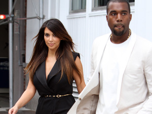 Miss Mode: kim and kanye monochrome 4