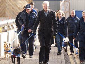Paul O'Grady: For the love of dogs, ITV, Mon 3 Sep