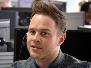 The Xtra Factor Episode 4: Olly Murs in the call centre