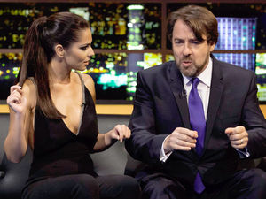 Cheryl Cole on Jonathan Ross Show - Embargoed 00.01am 8/9/2012