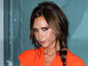 Victoria Beckham, Fashion&#39;s Night Out&#39; at Bergdorf Goodman