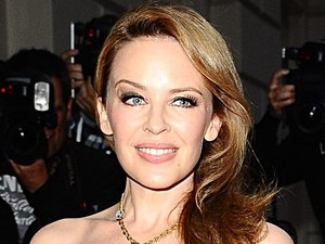 Kylie Minogue arriving at the 2012 GQ Men Of The Year Awards at the Royal Opera House, London