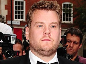 James Corden arriving at the 2012 GQ Men Of The Year Awards at the Royal Opera House, London