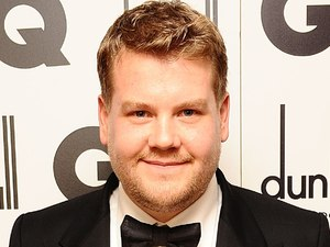 Editor&#39;s Special Winner James Corden at the GQ Men Of The Year Awards at the Royal Opera House, London