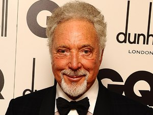 Legend Of The Year Sir Tom Jones at the GQ Men Of The Year Awards at the Royal Opera House, London