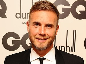 Outatanding Achievement Award Winner Gary Barlow at the GQ Men Of The Year Awards at the Royal Opera House, London