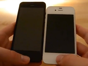 Apple iPhone 5 prototype 'shown in hands-on video'