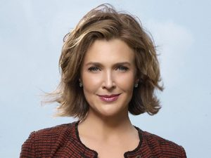 Brenda Strong as Ann Ryland Ewing in Dallas